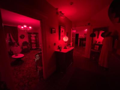 Lizzie Borden Ghost Hunt