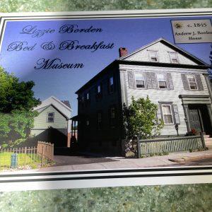 Lizzie Borden Shop - Post Cards