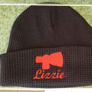 Lizzie Borden Shop - Black Knitted Hat