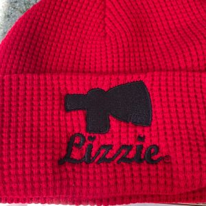 Lizzie Borden Shop - Red Knitted Hat