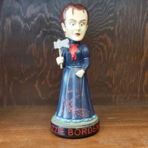 Lizzie Borden Shop - Bobblehead