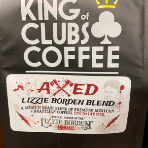 Lizzie Borden Shop - Axed Coffee