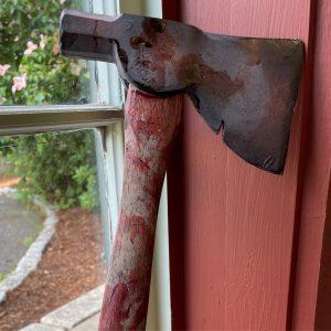 Lizzie Borden Shop - Bloody Axe