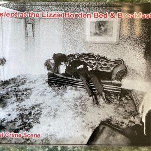 Lizzie Borden Shop - Mr. Borden Magnet