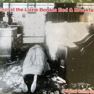 Lizzie Borden Shop - Mrs Borden Magnet