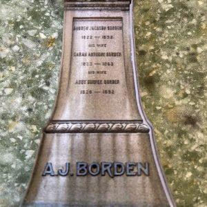 Lizzie Borden Shop - Monument Magnet