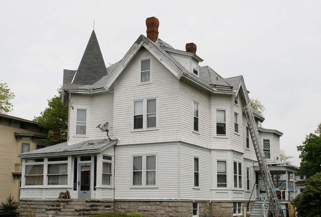 Lizzie Borden's Maplecroft Mansion