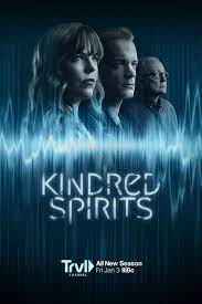 Paranormal investigating team Kindred Spirits
