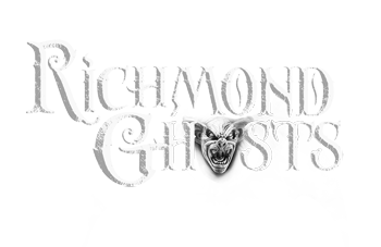 photo shows the richmond ghosts logo, which reads 'richmond ghosts'