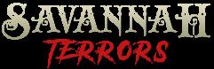 photo shows the savannah terrors logo which reads 'savannah terrors'