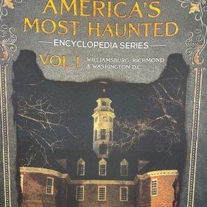 Lizzie Borden Shop - America's Most Haunted Volume 1 B&W