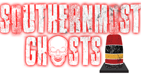 photo shows the southernmost ghosts logo that reads 'southernmost ghosts'