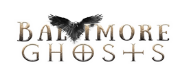 photo shows the baltimore ghosts logo